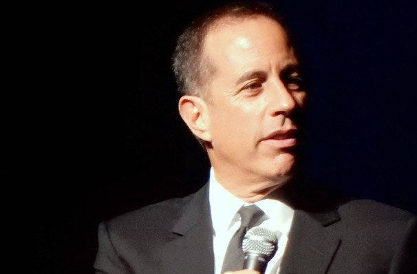Jerry Seinfeld, Arvest Bank Theatre at The Midland, Kansas City