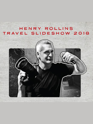 Henry Rollins, Uptown Theater, Kansas City