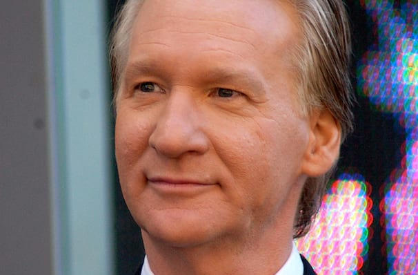 Bill Maher, Uptown Theater, Kansas City