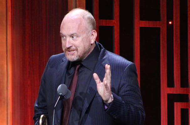 Louis C.K. dates for your diary