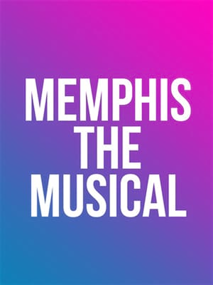 Memphis - The Musical Poster