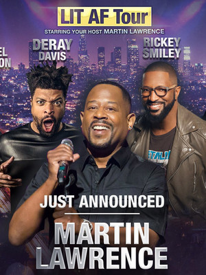 Martin Lawrence, Sprint Center, Kansas City