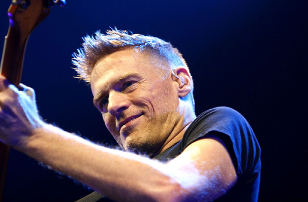 Bryan Adams, Starlight Theater, Kansas City