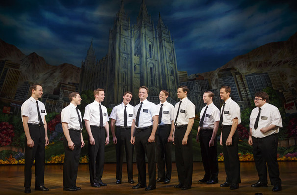 The Book of Mormon, Music Hall Kansas City, Kansas City