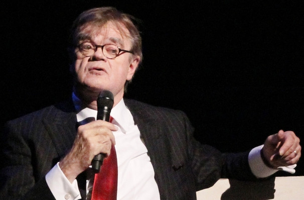 Garrison Keillor, Yardley Hall, Kansas City