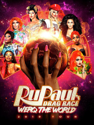 RuPauls Drag Race, Arvest Bank Theatre at The Midland, Kansas City