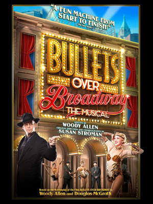 Bullets Over Broadway, Starlight Theater, Kansas City