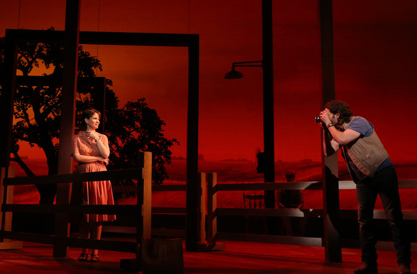 The Bridges of Madison County, Starlight Theater, Kansas City