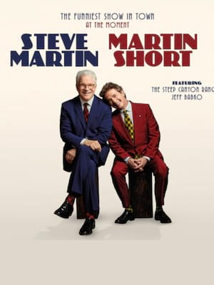 Steve Martin Martin Short, Arvest Bank Theatre at The Midland, Kansas City