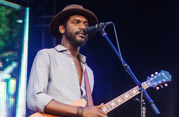 Gary Clark Jr, Crossroads, Kansas City