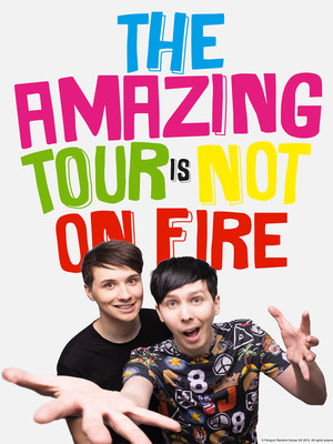 Dan Phil The Amazing Tour Is Not On Fire, Arvest Bank Theatre at The Midland, Kansas City