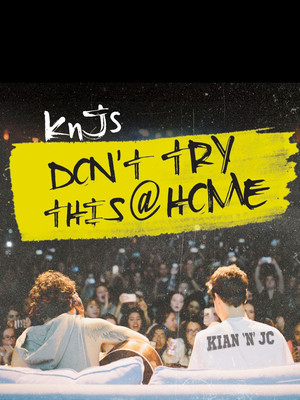 Kian and JC Poster